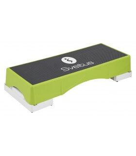 Grand step vert + pieds