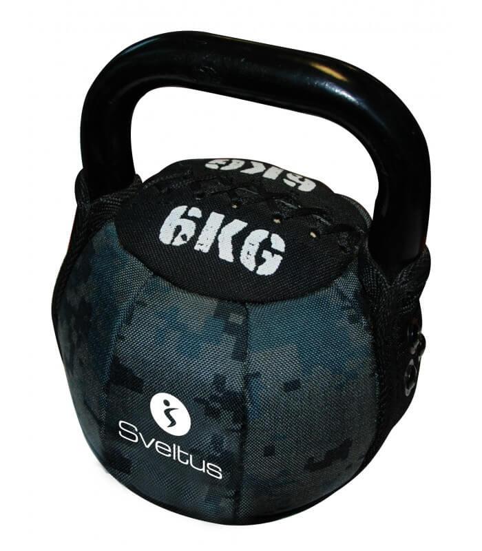 Soft kettlebell 6 kg