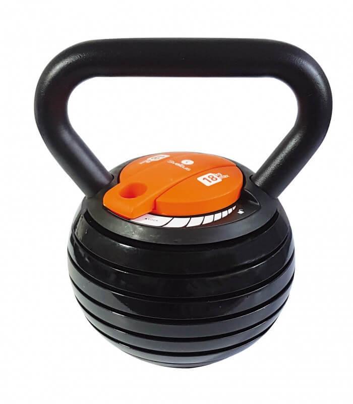 Kettlebell à charge variable