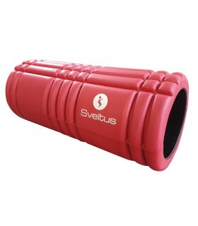 Rouleau de massage soft rouge