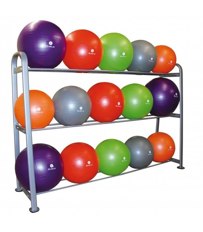 Rack gymballs