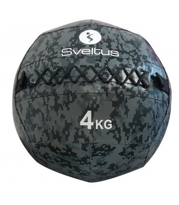 Wall ball camouflage 4 kg