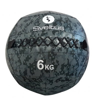 Wall ball camouflage 6 kg