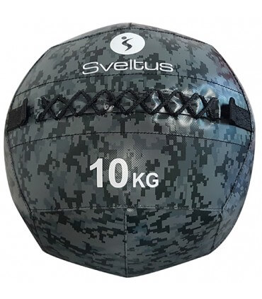 Camouflage wall ball - 10 kg