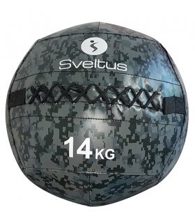 Wall ball camouflage - 14 kg