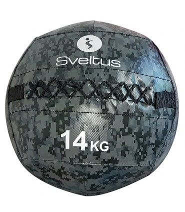 Wall ball camouflage 14 kg