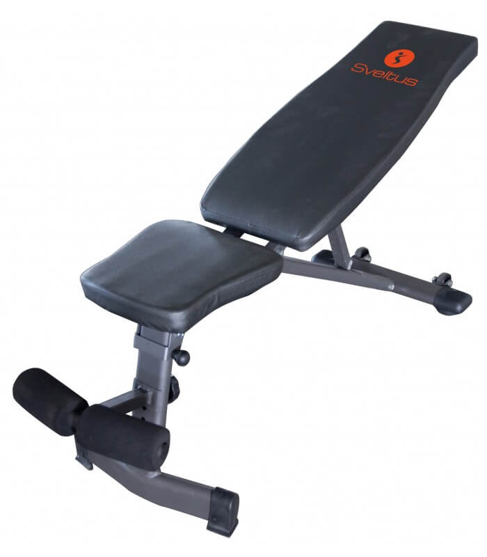 Musculation bench 5 positions