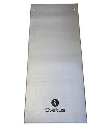 Tapis performance gris/noir 140x60 cm