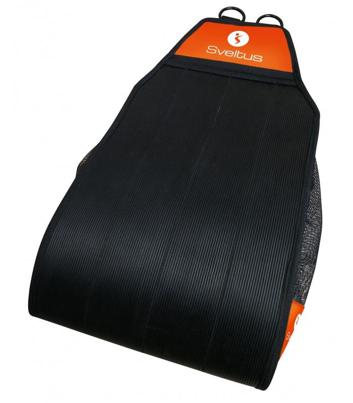 Adjustable weight sled trainer