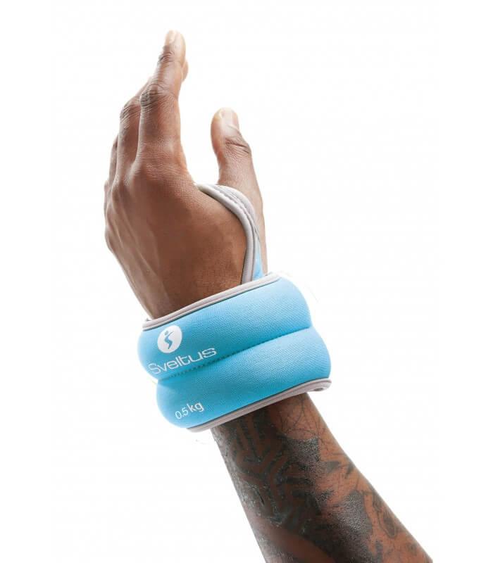 Wrist weight 500 g x2