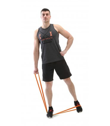 Power band orange 9-25 kg medium