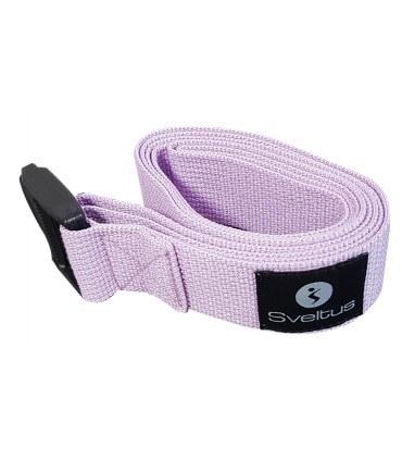 Yoga belt lilac scabbard