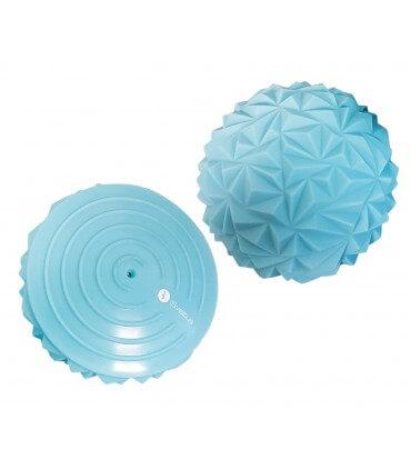Foot massage half-ball x2