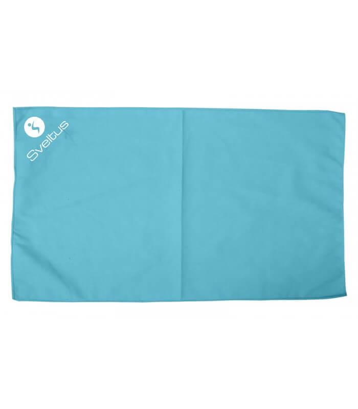 Microfiber towel turquoise 30x50 cm x10