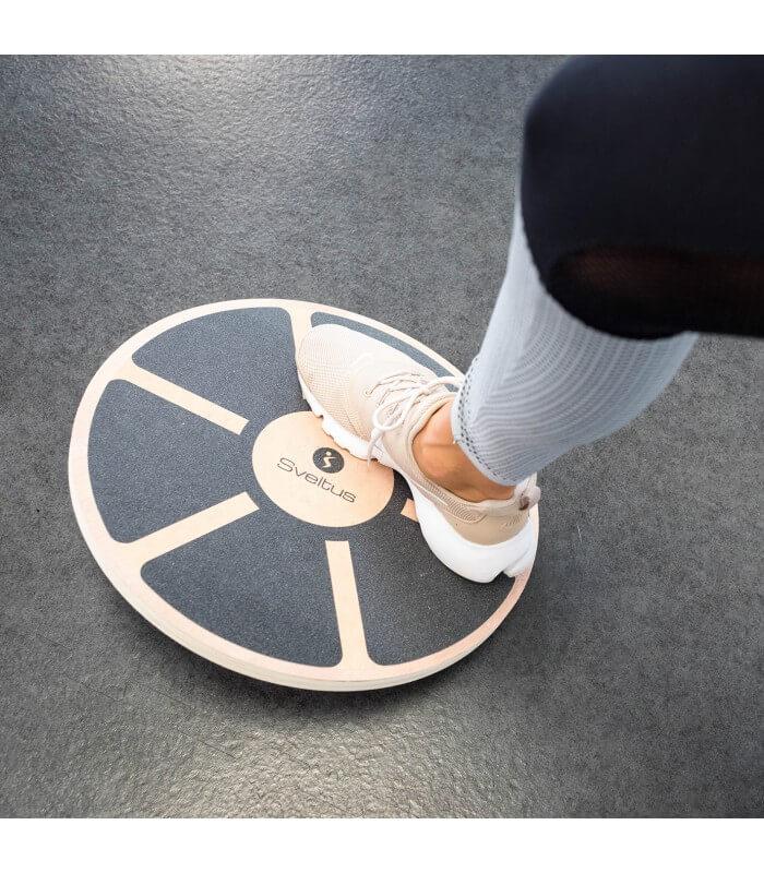 Balance board bois vrac