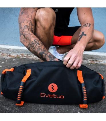 Adjustable power bag