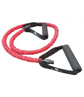 Fitness power tube rouge strong bte