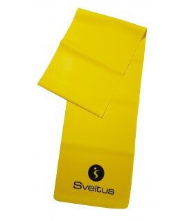 Latex band yellow 1.20m light