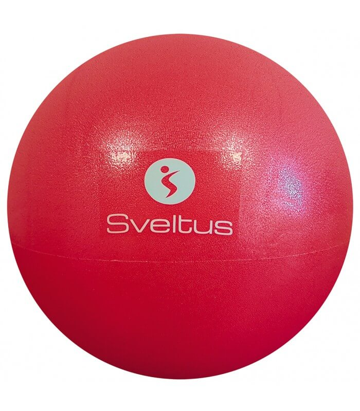 Soft ball red Ø22/24 cm bulk