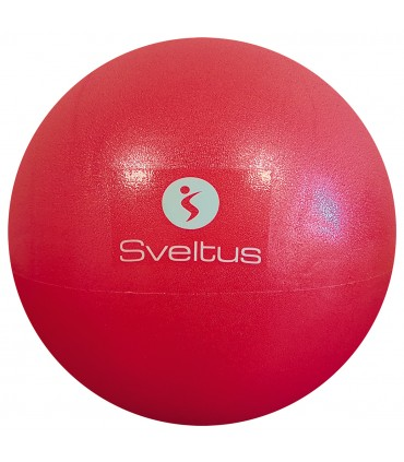 Soft ball red Ø22/24 cm bulk