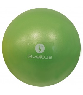 Soft ball green Ø22/24 cm bulk