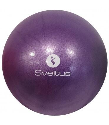 Ballon pédagogique violet Ø22/24 cm vrac