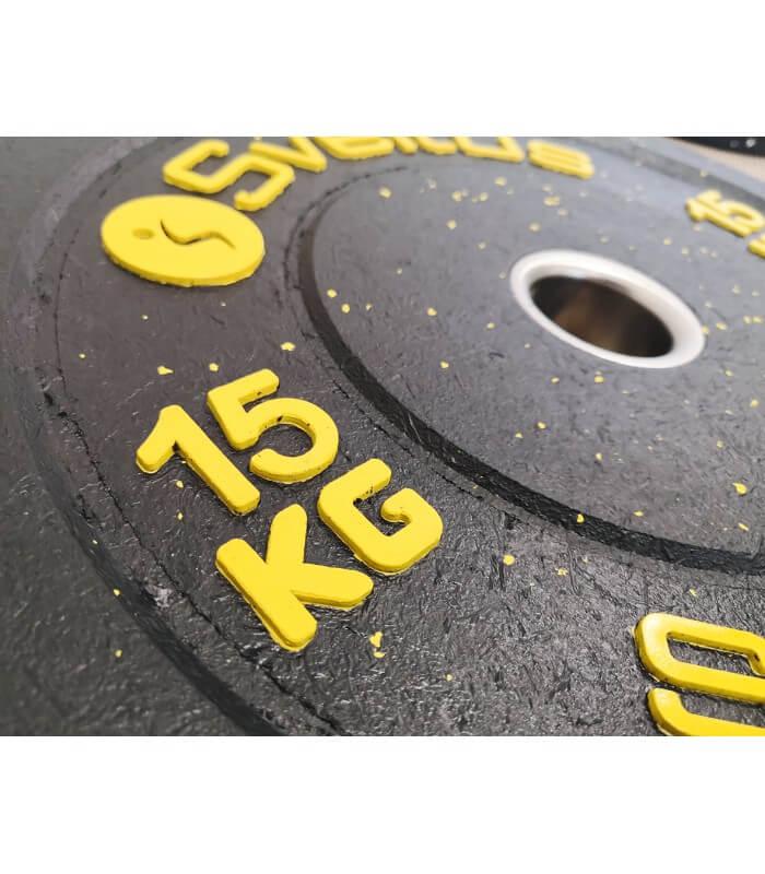 Disque bumper 15 kg x1