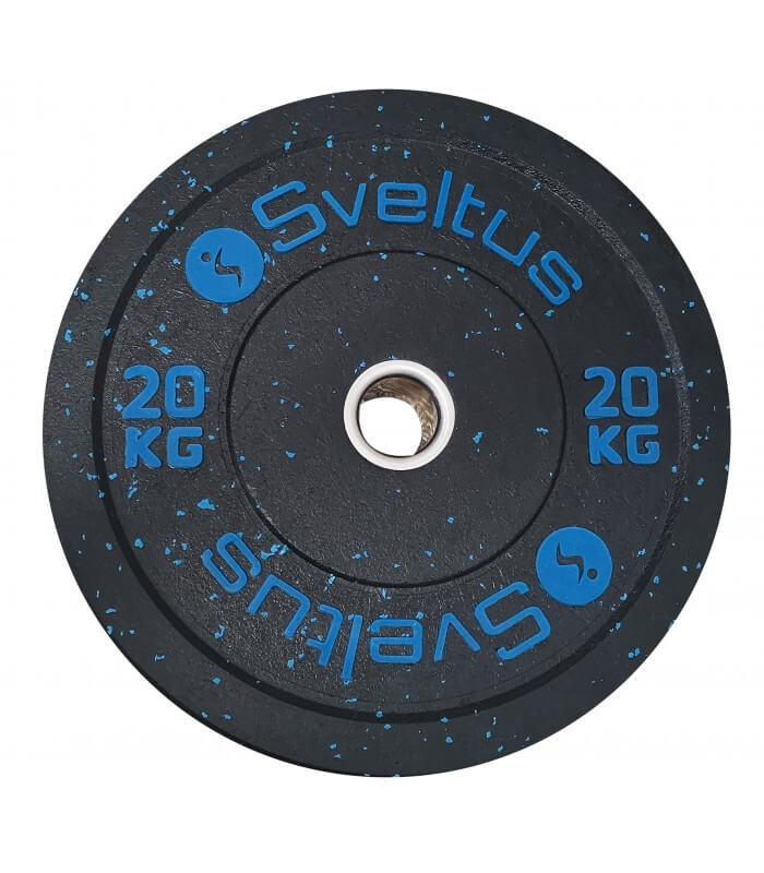 Olympic bumper plate 20 kg x1