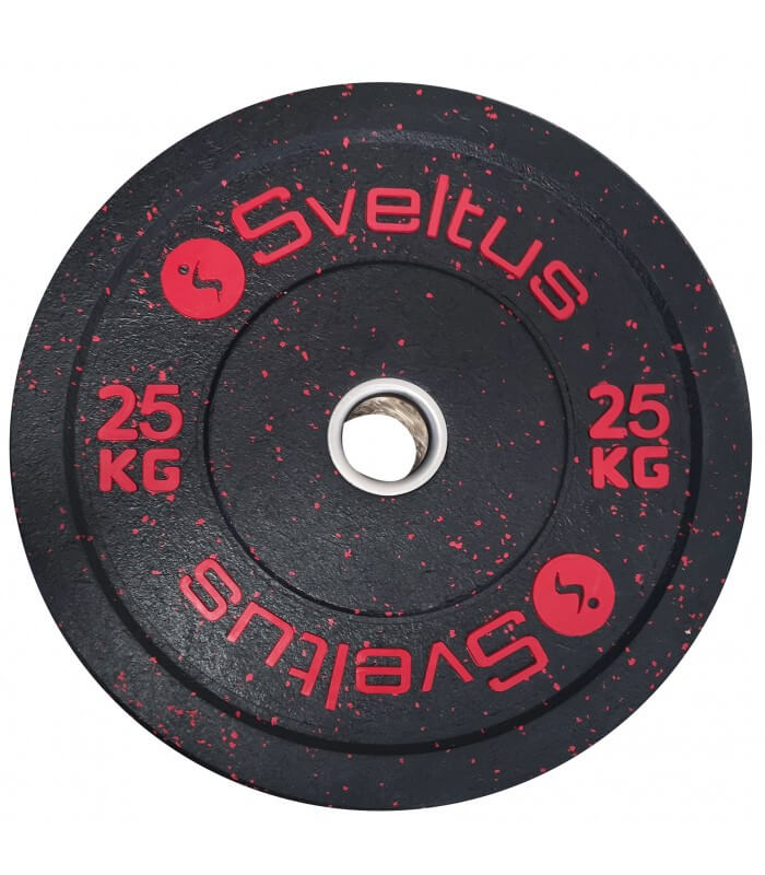 Olympic bumper plate 25 kg x1