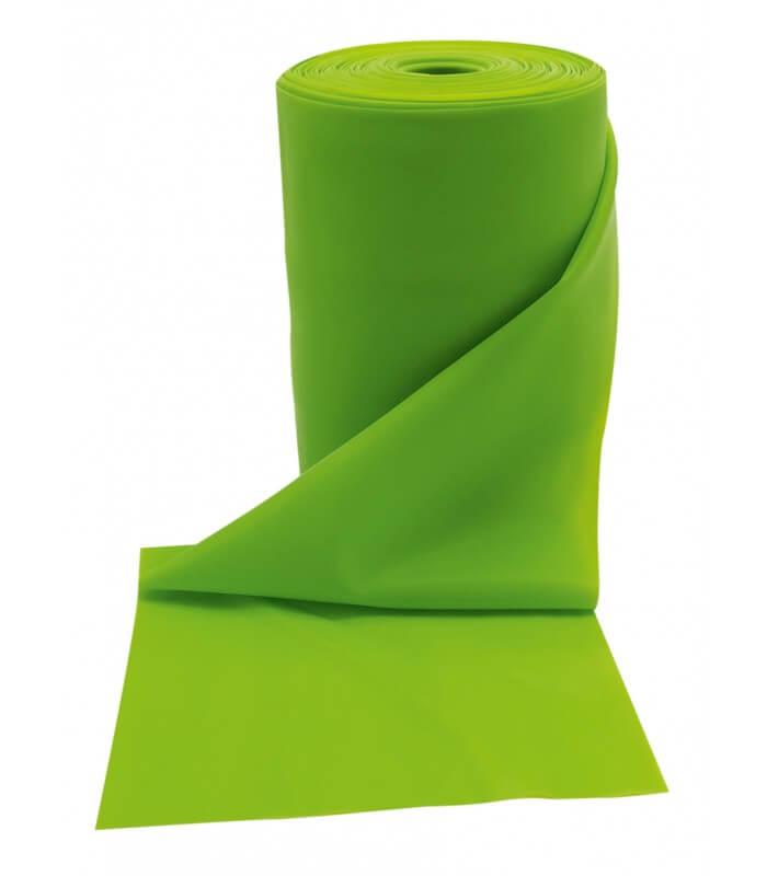 Rouleau bande vert 25m medium