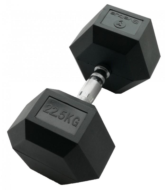 Haltère hexagonale 22.5 kg x1