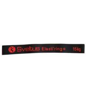 Elasti'ring 15 kg - black