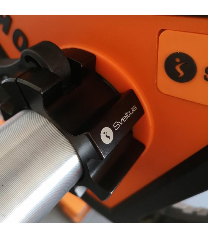 Stop disque aluminium Ø51 mm x2