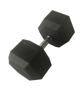 Hexagonal dumbbell 42.5 kg x1