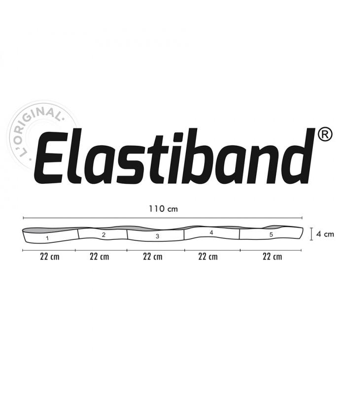 Maxi Elastiband red 10 kg bulk