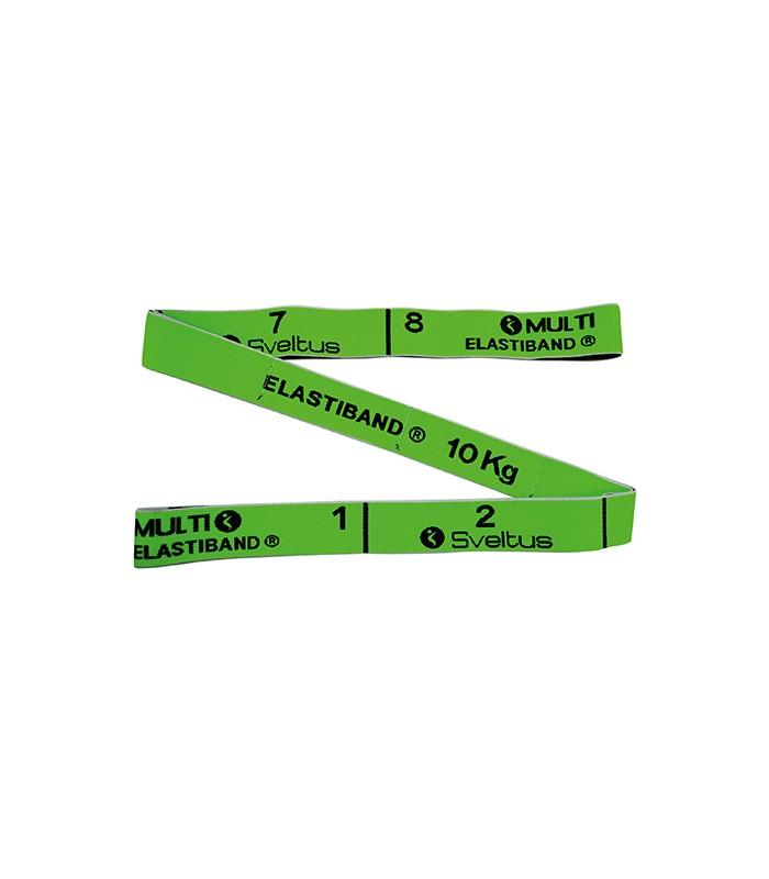 Multi Elastiband green 10 kg bulk
