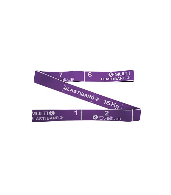 Multi Elastiband 15kg violet