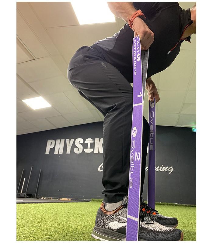 Multi Elastiband violet 15 kg vrac