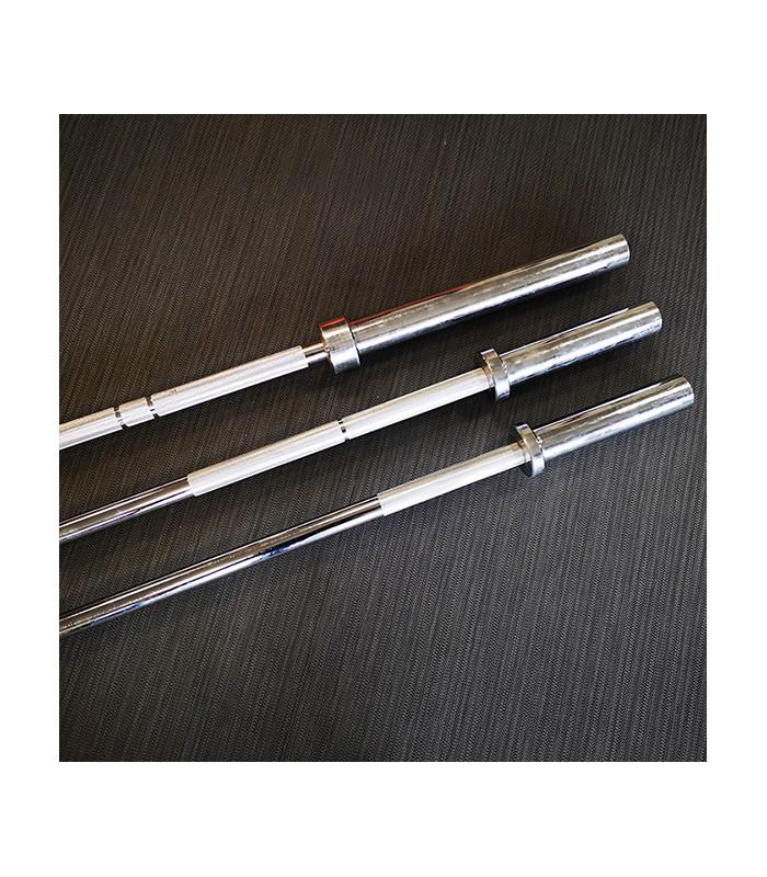 Training bar 130 cm + 2 spring collars