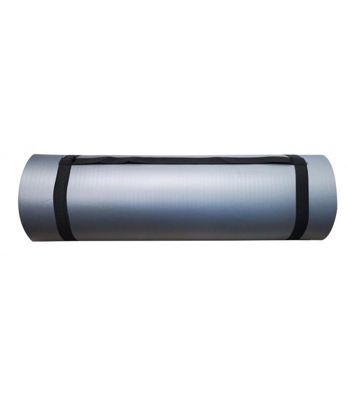 Training mat grey 180x60 cm