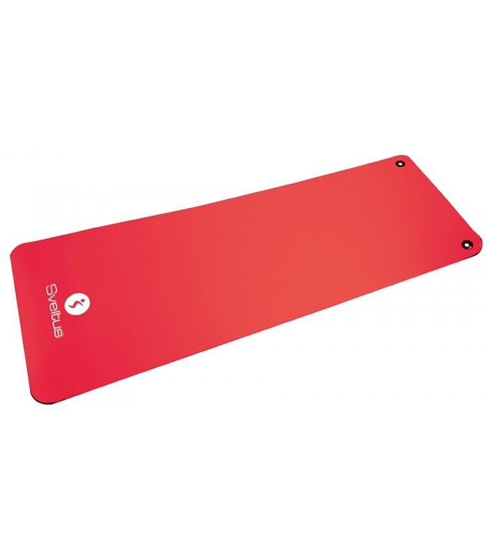 Evolution mat red 180x60 cm