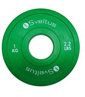 Mini disque olympique 1 kg x1