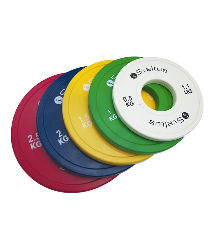 Mini olympic disc 2.5 kg x1