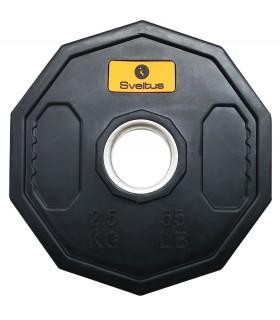 Starting olympic disc 2.5 kg x1