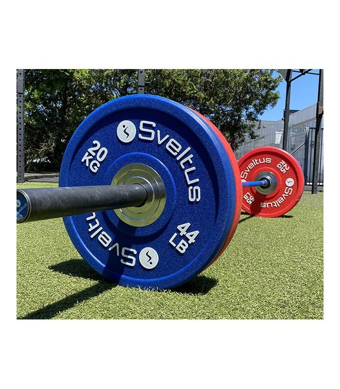 Disque olympique compétition 10 kg x1