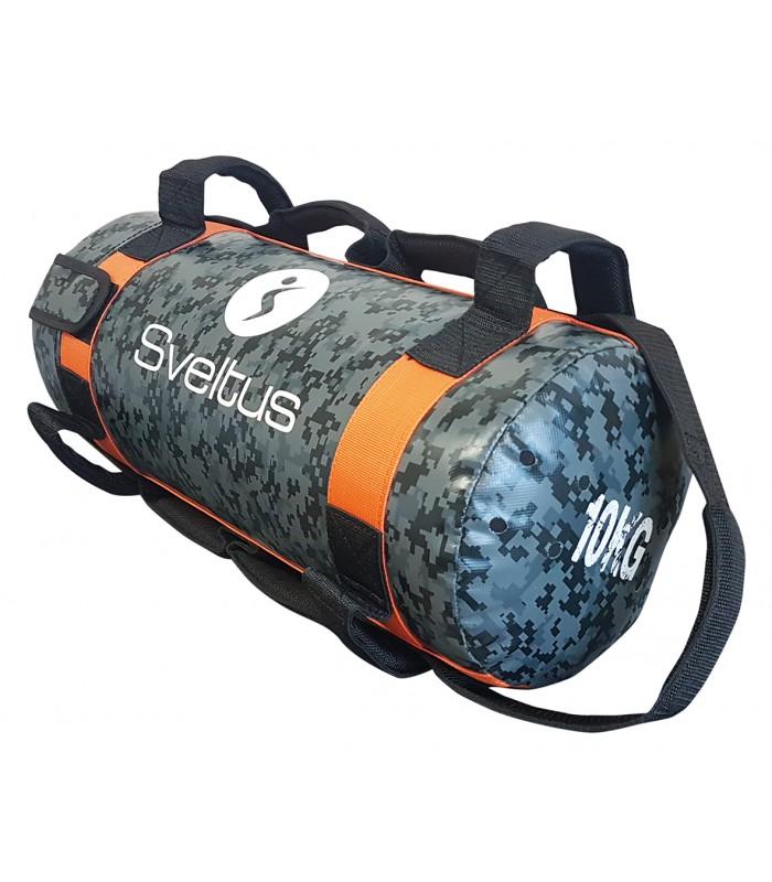 Camouflage sandbag 10 kg