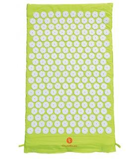 Acupressure mat green 75x44 cm