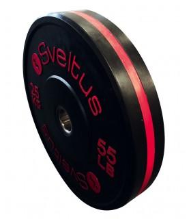 Disque olympique training 25 kg x1