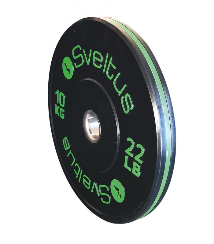 Training olympic disc 10 kg x1