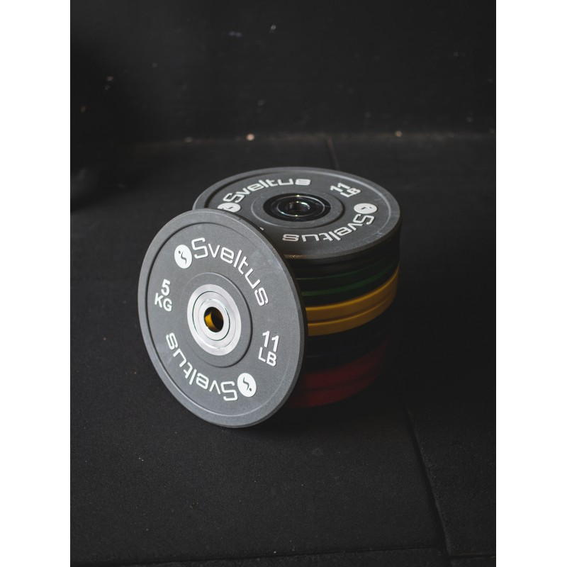 Competition olympic disc 5 kg x1
